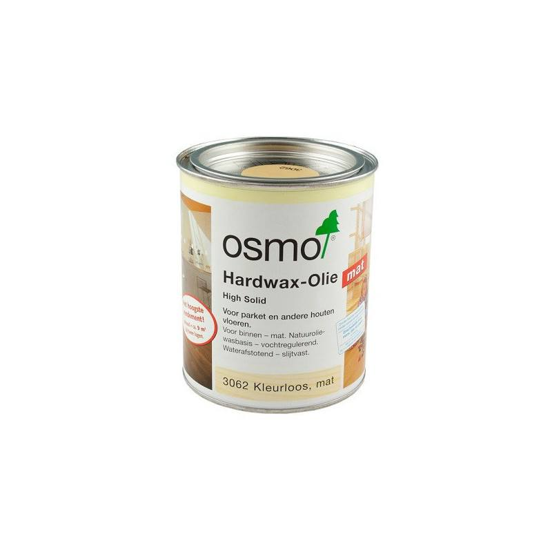Osmo Hardwax olie Mat