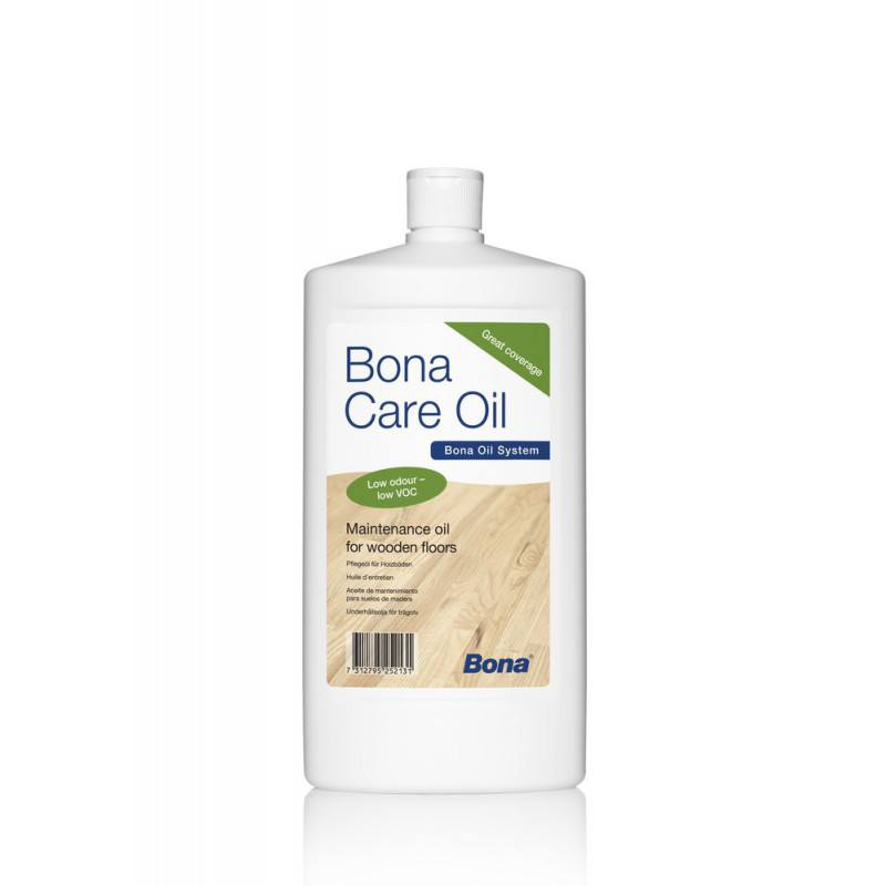 Bona Care Oil Wit 1 L