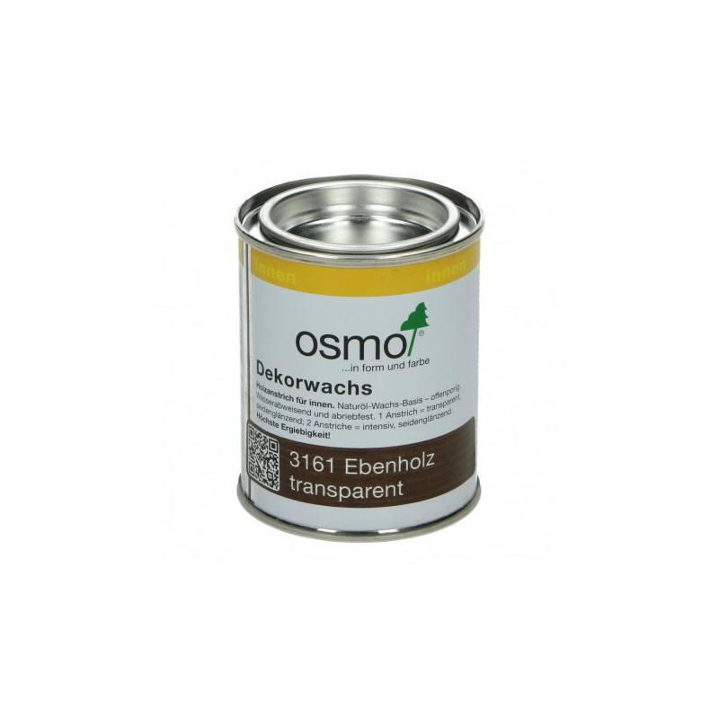 Osmo Decorwas TR3161 Ebbenhout, 0,125 l.
