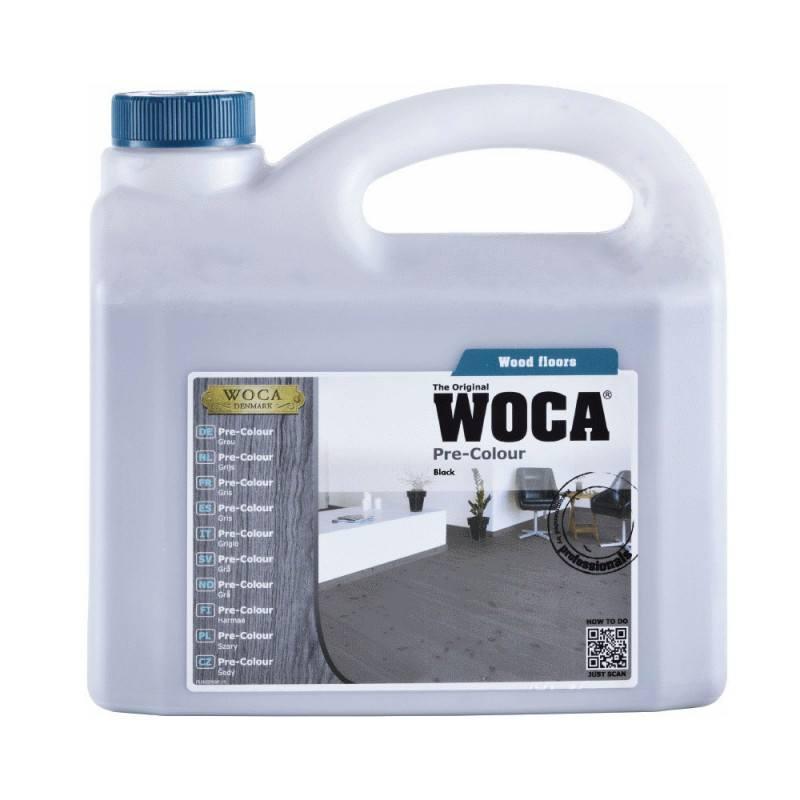 WOCA Pre-Colour Zwart 2,5 L