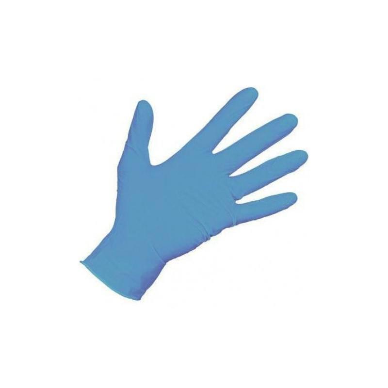 Poedervrije en latexvrije wegwerphandschoenen - L