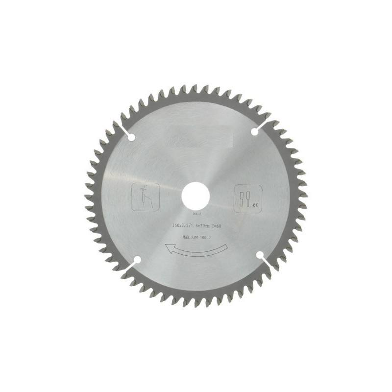 Zaagblad PROF 160 x 20 mm T48 (hout)