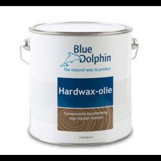 Blue Dolphin Hardwax 0,25 L Zijdeglans