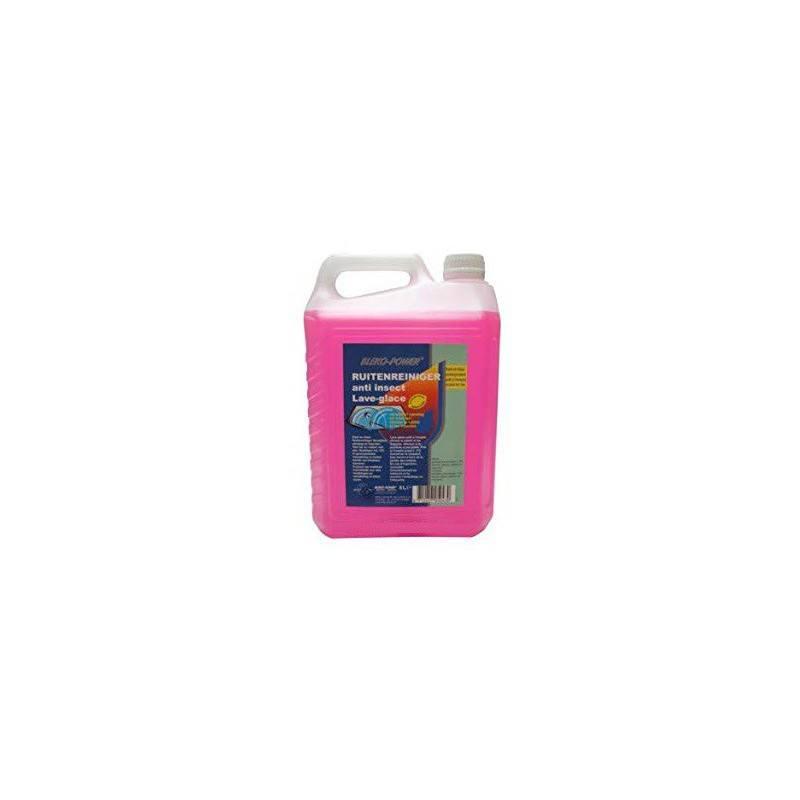 Ruitensproeier zomer / anti insect 5 Liter