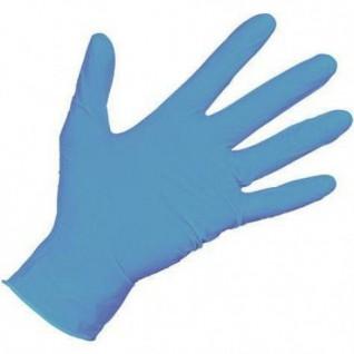 Poedervrije en latexvrije wegwerphandschoenen - XL