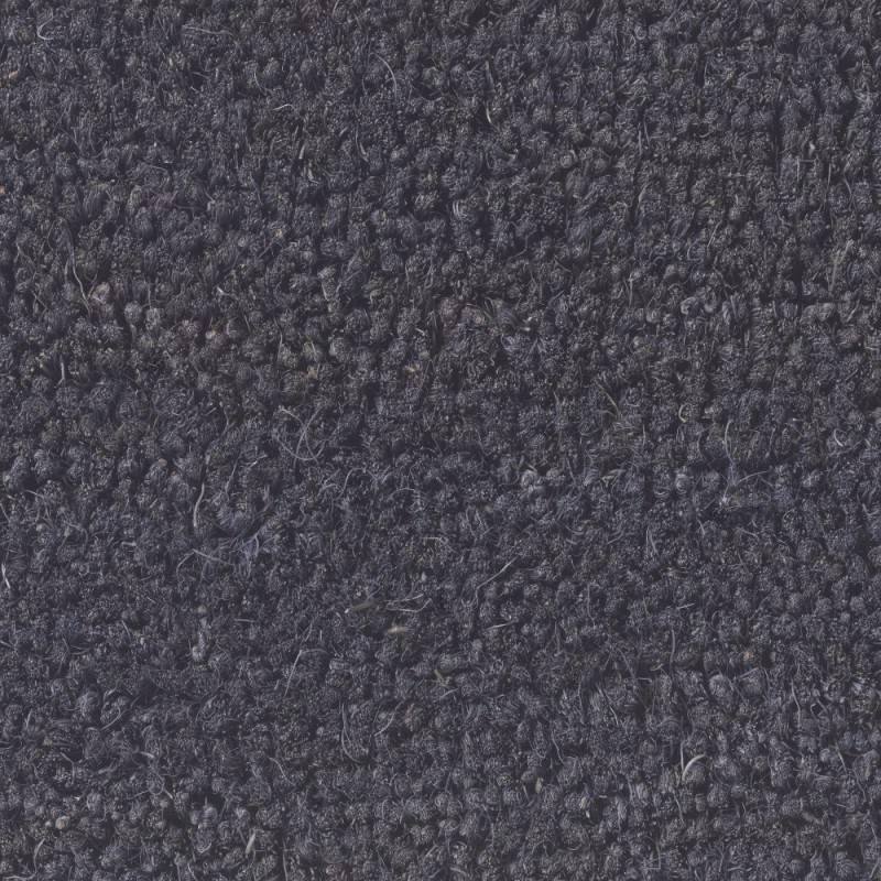 VOS deurmat Kokos grijs 100 cm breed