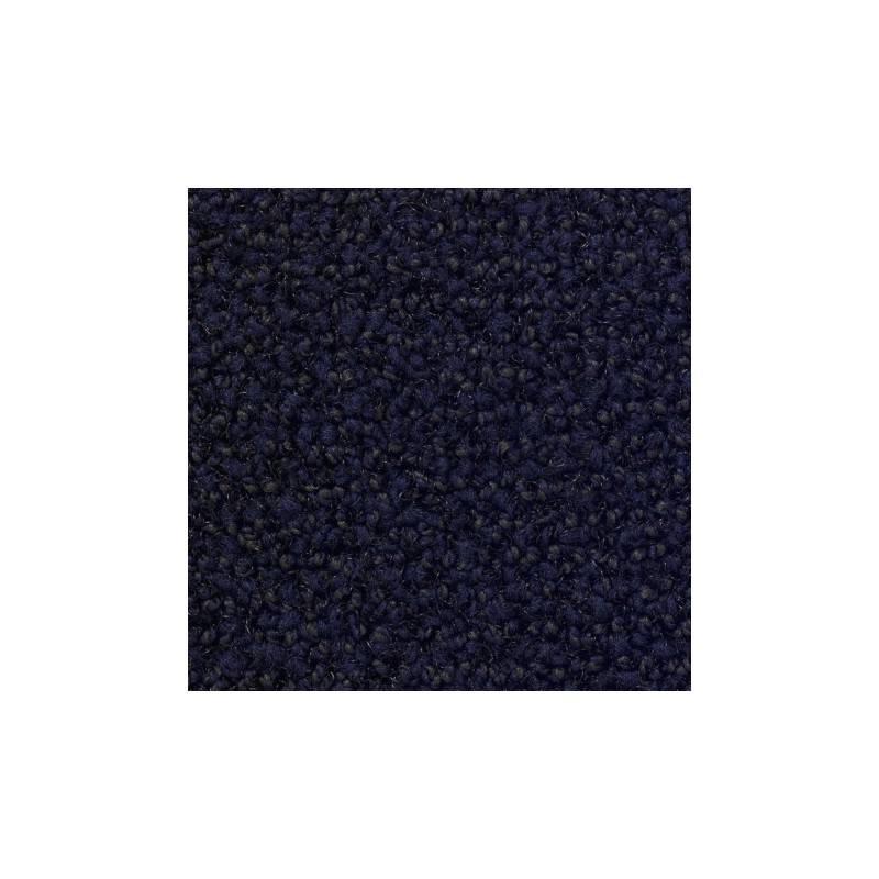 Deurmat Porte diepblauw 200 cm breed (schoonloop)