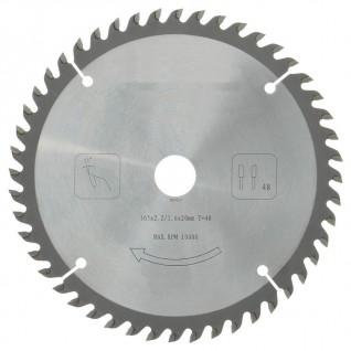 Zaagblad PROF 165 x 20 mm T60 (hout)