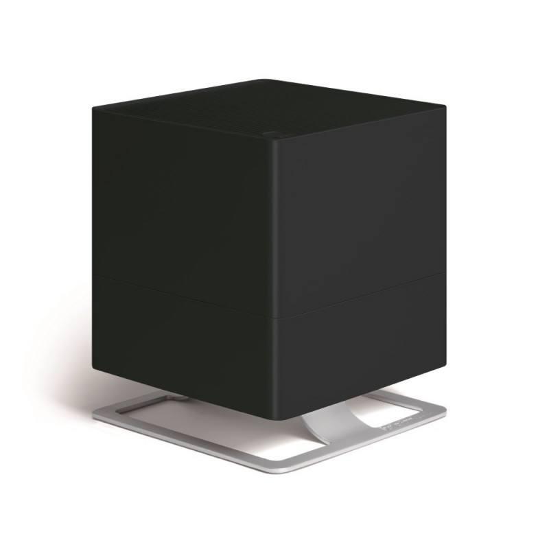 Luchtbevochtiger Oskar Standaard Zwart  50m²/125m³