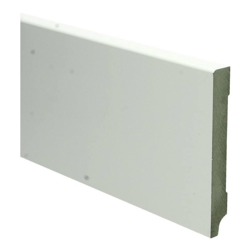 Plint Modern 15x x70 x 2400 mm. watervast MDF (WBP)