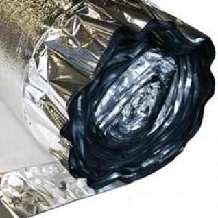 Alufoam/ Isofoam ondervloer met 20 cm overlap, rol 15 m2
