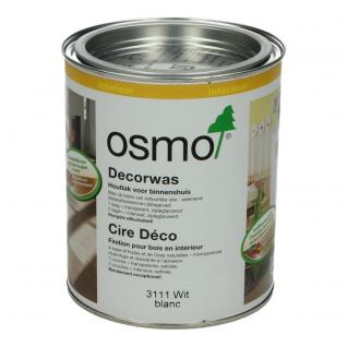 Osmo Decorwas Wit 3111 , 0,75 Liter