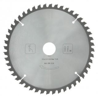 Afkortzaagblad PROF 216 x 30 mm T48