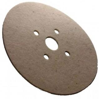 Viltschijf zelfklevend 180 mm