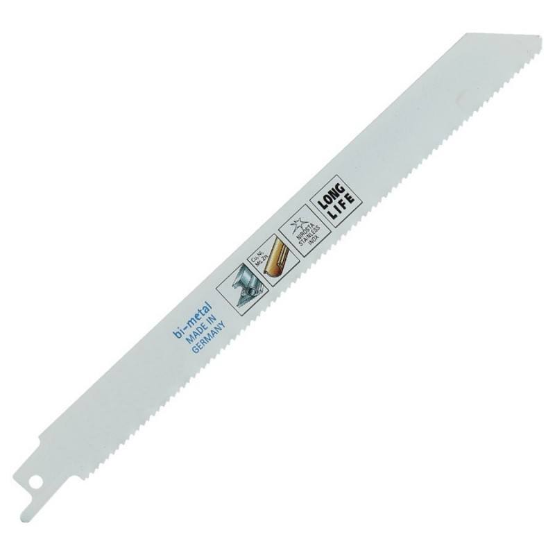 reciprozaagblad metaal 200 mm (5 stuks)