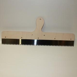 Egaliseerrakel C2 (56 cm breed met vaste vertanding)