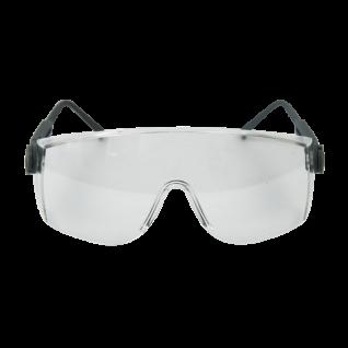 Veiligheidsbril CE Zwart frame NY