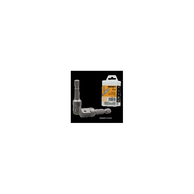 "Dopbits adaptor CrV 45mm 1/2"" (2 stuks)"