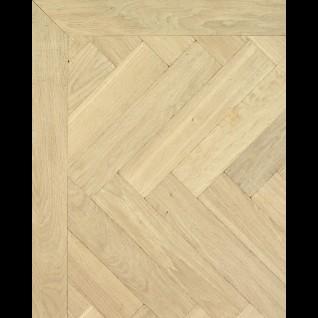 Visgraat Multi Top Floor® 16 x 160 x 800 mm Europees Eiken Rustiek A Onbehandeld