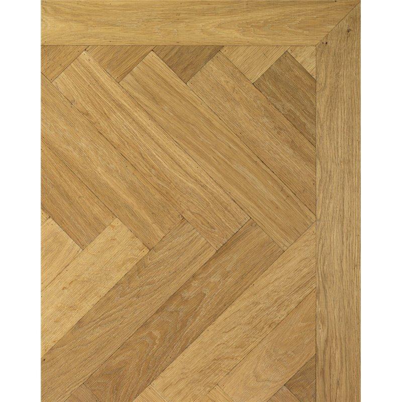 Visgraat Multi Top Floor® 16 x 120 x 600 mm Europees Eiken Excellent Onbehandeld
