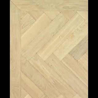 Visgraat Multi Top Floor® Europees Eiken Rustiek A 16 x 120 x 600 mm Onbehandeld