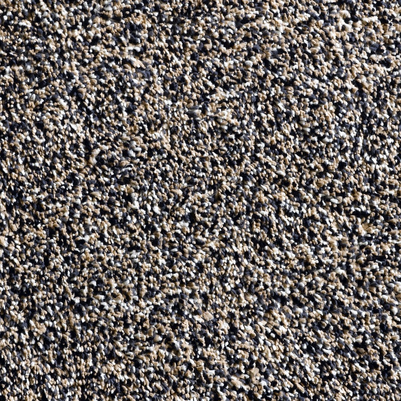 VOS deurmat extreem bruin 100 cm breed