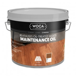 WOCA Onderhoudsolie Wit 2,5 L