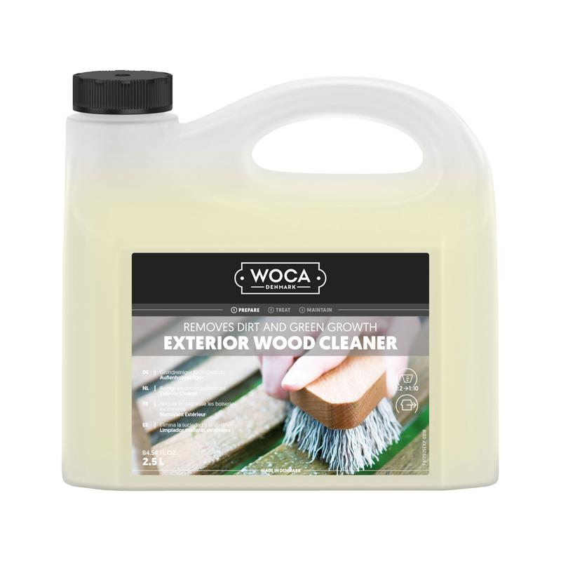 Woca Exterior Cleaner (buitenhout reiniger) 2.5 L