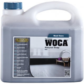 WOCA Zeep Grijs 2,5 L