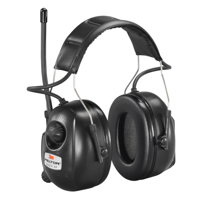 3M Peltor Radio HRXS7A-01 gehoorkap