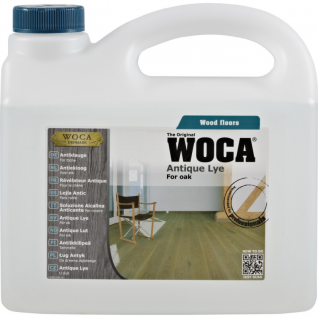 WOCA Antiekloog (dubbel gerookt effect) 2,5L